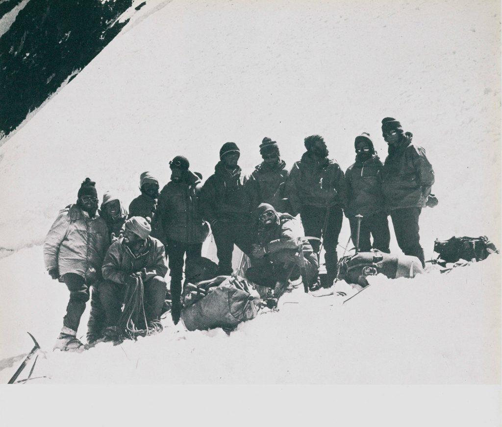 Foto de expedición 1976